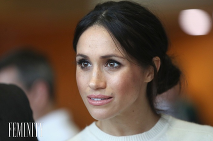 Přirozený make-up Meghan Markle