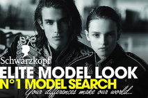 Zdroj: Schwarzkopf Elite Model Look