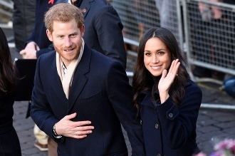 Meghan a Harry si